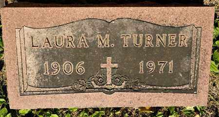 TURNER, LAURA M - Richland County, Ohio | LAURA M TURNER - Ohio Gravestone Photos