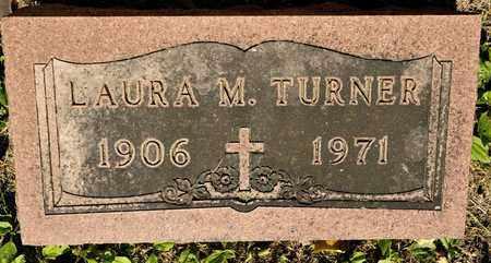 TURNER, LAURA M - Richland County, Ohio   LAURA M TURNER - Ohio Gravestone Photos