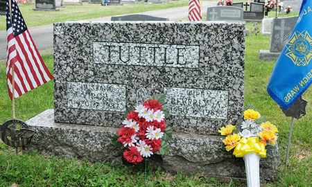 TUTTLE, VIRGIL - Richland County, Ohio | VIRGIL TUTTLE - Ohio Gravestone Photos