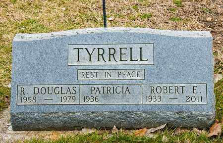TYRRELL, ROBERT E - Richland County, Ohio | ROBERT E TYRRELL - Ohio Gravestone Photos