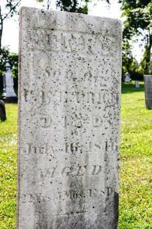 URICH, HENRY - Richland County, Ohio | HENRY URICH - Ohio Gravestone Photos