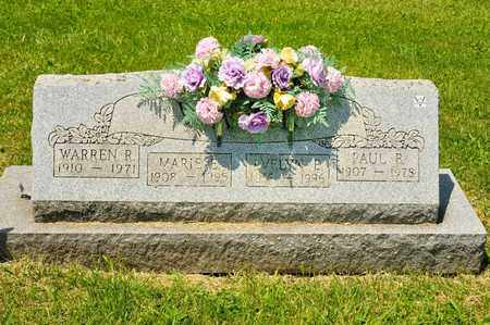 VALK, PAUL P - Richland County, Ohio | PAUL P VALK - Ohio Gravestone Photos