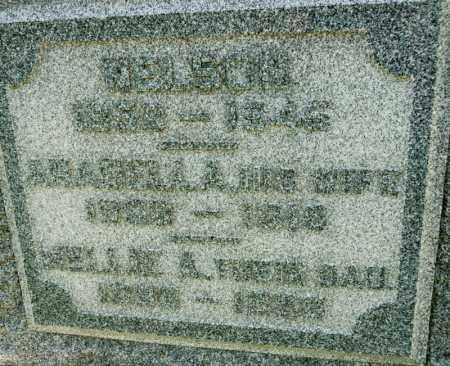 VAN AKEN, NELSON - Richland County, Ohio | NELSON VAN AKEN - Ohio Gravestone Photos