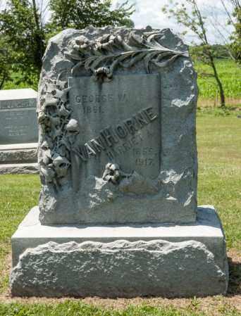 VAN HORNE, HARRIET A - Richland County, Ohio | HARRIET A VAN HORNE - Ohio Gravestone Photos