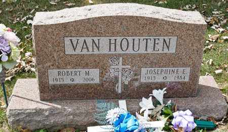 VAN HOUTEN, ROBERT M - Richland County, Ohio | ROBERT M VAN HOUTEN - Ohio Gravestone Photos