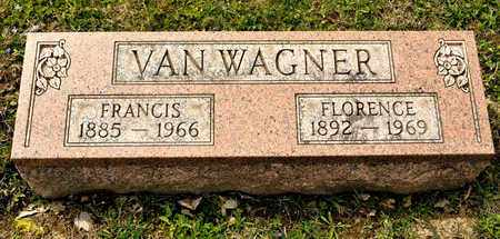 VAN WAGNER, FLORENCE - Richland County, Ohio | FLORENCE VAN WAGNER - Ohio Gravestone Photos