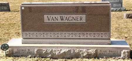 VAN WAGNER, GEORGE W - Richland County, Ohio | GEORGE W VAN WAGNER - Ohio Gravestone Photos