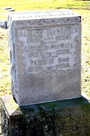 VAN WAGNER, VERNON - Richland County, Ohio | VERNON VAN WAGNER - Ohio Gravestone Photos