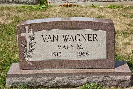 VAN WAGNER, MARY M - Richland County, Ohio   MARY M VAN WAGNER - Ohio Gravestone Photos