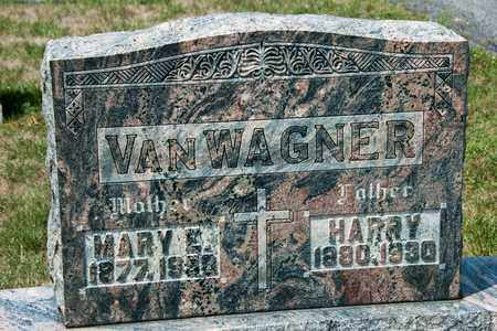 VAN WAGNER, MARY E - Richland County, Ohio | MARY E VAN WAGNER - Ohio Gravestone Photos