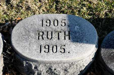 VANASDALE, RUTH - Richland County, Ohio | RUTH VANASDALE - Ohio Gravestone Photos