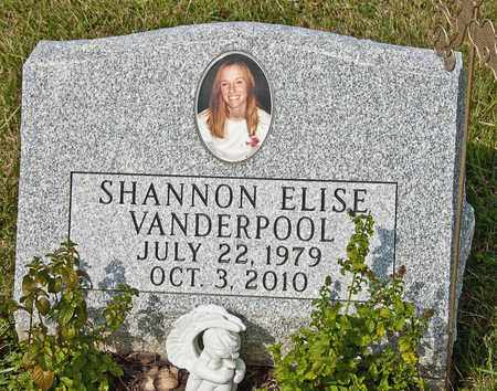VANDERPOOL, SHANNON ELISE - Richland County, Ohio | SHANNON ELISE VANDERPOOL - Ohio Gravestone Photos