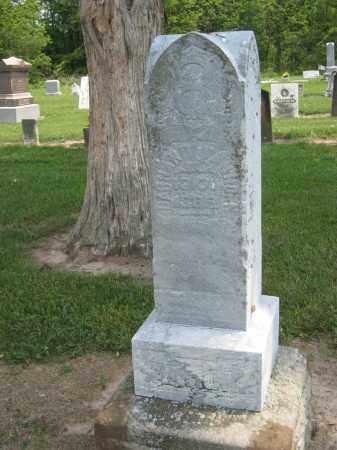 VANHORN, BARNARD - Richland County, Ohio | BARNARD VANHORN - Ohio Gravestone Photos