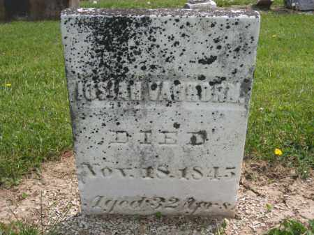 VANHORN, JOSIAH - Richland County, Ohio | JOSIAH VANHORN - Ohio Gravestone Photos