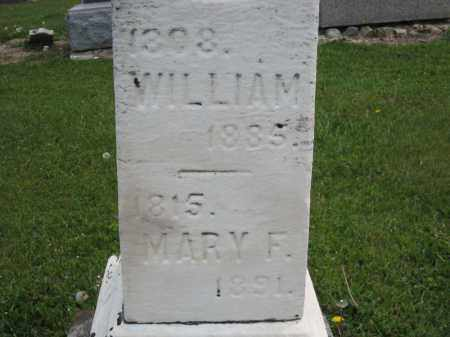 VANHORN, WILLIAM - Richland County, Ohio | WILLIAM VANHORN - Ohio Gravestone Photos