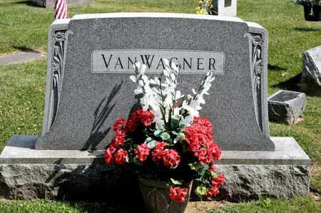 VANWAGNER, ROY - Richland County, Ohio | ROY VANWAGNER - Ohio Gravestone Photos