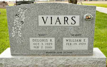 VIARS, DELORIS R - Richland County, Ohio | DELORIS R VIARS - Ohio Gravestone Photos