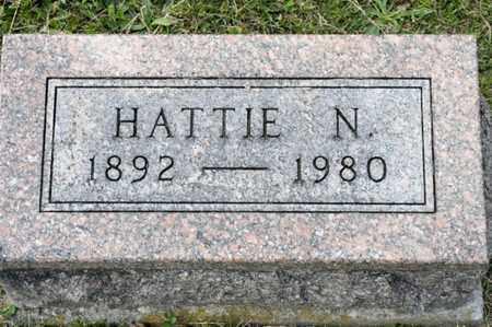 VIERS, HATTIE N - Richland County, Ohio   HATTIE N VIERS - Ohio Gravestone Photos