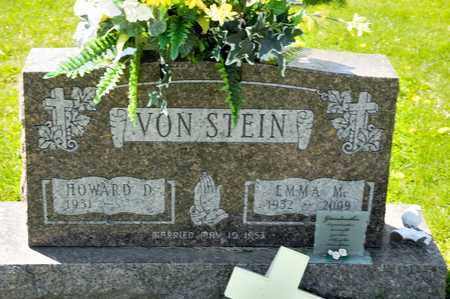 VON STEIN, EMMA M - Richland County, Ohio | EMMA M VON STEIN - Ohio Gravestone Photos