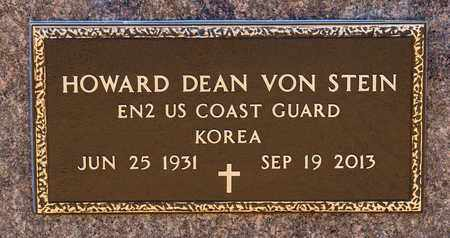 VON STEIN, HOWARD DEAN - Richland County, Ohio | HOWARD DEAN VON STEIN - Ohio Gravestone Photos