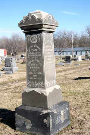 WAGNER, ANNA M - Richland County, Ohio | ANNA M WAGNER - Ohio Gravestone Photos