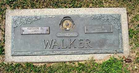 WALKER, IRENE E - Richland County, Ohio | IRENE E WALKER - Ohio Gravestone Photos