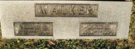 WALKER, DORIS M - Richland County, Ohio | DORIS M WALKER - Ohio Gravestone Photos