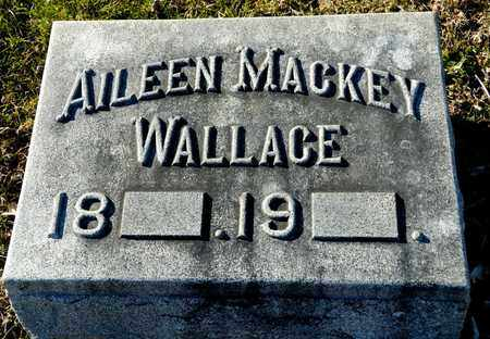 WALLACE, AILEEN - Richland County, Ohio | AILEEN WALLACE - Ohio Gravestone Photos