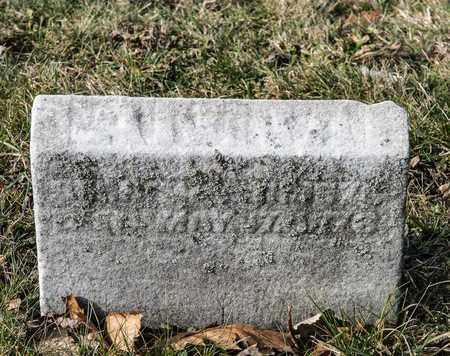 WALTER, ANNA - Richland County, Ohio | ANNA WALTER - Ohio Gravestone Photos