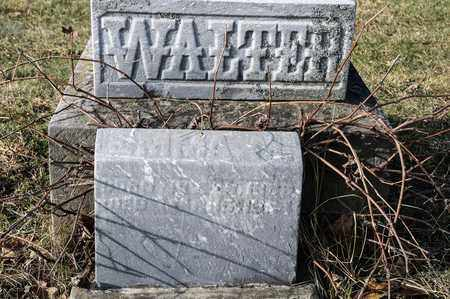 WALTER, EMMA M - Richland County, Ohio | EMMA M WALTER - Ohio Gravestone Photos