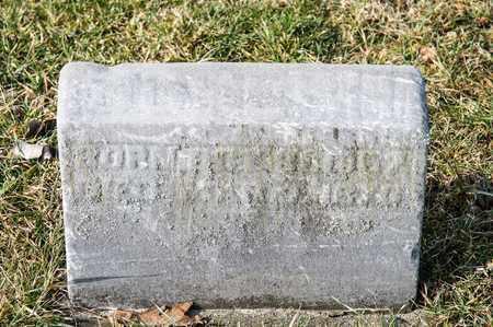 WALTER, JOSEPH - Richland County, Ohio | JOSEPH WALTER - Ohio Gravestone Photos