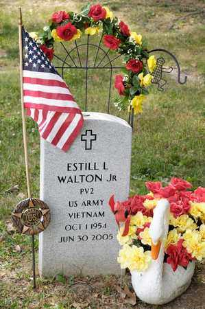 WALTON JR, ESTILL L - Richland County, Ohio | ESTILL L WALTON JR - Ohio Gravestone Photos