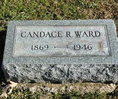 WARD, CANDACE R - Richland County, Ohio | CANDACE R WARD - Ohio Gravestone Photos