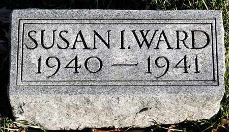 WARD, SUSAN I - Richland County, Ohio | SUSAN I WARD - Ohio Gravestone Photos