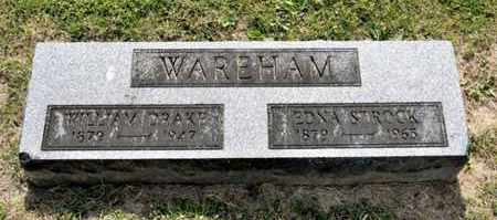 WAREHAM, EDNA - Richland County, Ohio | EDNA WAREHAM - Ohio Gravestone Photos