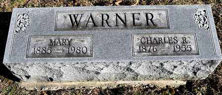 WARNER, MARY - Richland County, Ohio | MARY WARNER - Ohio Gravestone Photos