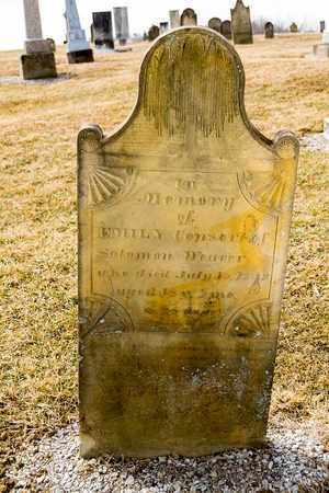 WEAVER, EMILY - Richland County, Ohio   EMILY WEAVER - Ohio Gravestone Photos