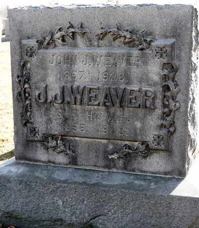 WEAVER, SUE - Richland County, Ohio | SUE WEAVER - Ohio Gravestone Photos