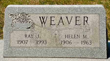 WEAVER, HELEN M - Richland County, Ohio | HELEN M WEAVER - Ohio Gravestone Photos