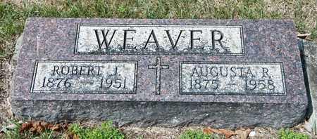 WEAVER, AUGUSTA R - Richland County, Ohio | AUGUSTA R WEAVER - Ohio Gravestone Photos