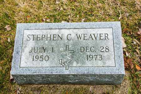 WEAVER, STEPHEN C - Richland County, Ohio | STEPHEN C WEAVER - Ohio Gravestone Photos