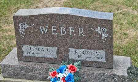 WEBER, ROBERT W - Richland County, Ohio | ROBERT W WEBER - Ohio Gravestone Photos
