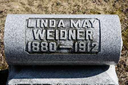 WEIDNER, LINDA MAY - Richland County, Ohio   LINDA MAY WEIDNER - Ohio Gravestone Photos
