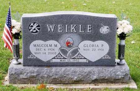 WEIKLE, MALCOM M. - Richland County, Ohio | MALCOM M. WEIKLE - Ohio Gravestone Photos