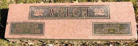 WELCH, HARRY - Richland County, Ohio | HARRY WELCH - Ohio Gravestone Photos