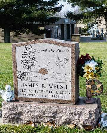 WELSH, JAMES R - Richland County, Ohio | JAMES R WELSH - Ohio Gravestone Photos
