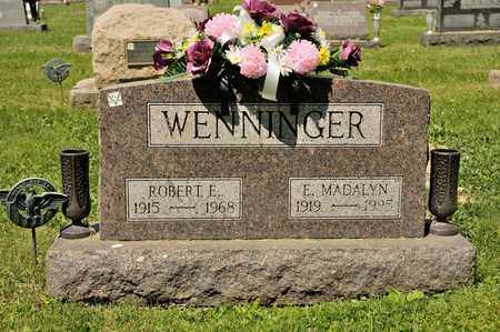 WENNINGER, E MADALYN - Richland County, Ohio | E MADALYN WENNINGER - Ohio Gravestone Photos