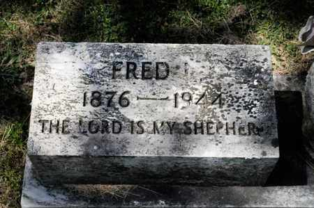 WENT, FRED - Richland County, Ohio | FRED WENT - Ohio Gravestone Photos