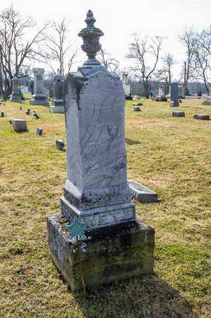 WETZ, THOMAS - Richland County, Ohio | THOMAS WETZ - Ohio Gravestone Photos
