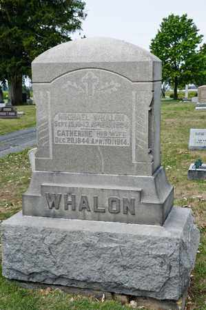WHALON, MICHAEL - Richland County, Ohio | MICHAEL WHALON - Ohio Gravestone Photos